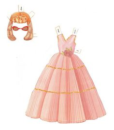 Madame Alexander Collection - Cissy Paper Doll by Peck Aubry - edprint2000paperdolls - Picasa Albums Web