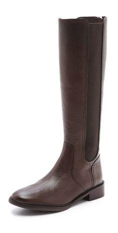 Tory Burch Christy Riding Boots   SHOPBOP