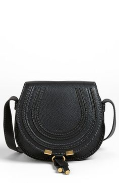Chloé 'Small Marcie' Leather Crossbody Bag