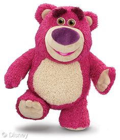 "Disney Pixar Toy Story 3 Lots-o'-Huggin' Bear - Thinkway - Toys ""R"" Us Disney Pixar, Disney Toys, Disney Characters, Disney Stuff, Toy Story Movie, Toy Story Party, Toy Story Birthday, Bear Toy, Teddy Bear"