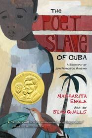 A lyrical biography of a Cuban slave who escaped to become a celebrated poet. Born into the household of a wealthy slave owner in Cuba in 1797, Juan Francisco Manzano spent his