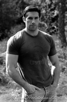 Scott Adkins. In a lot of ways...my celeb hero haha