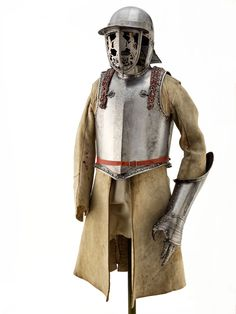 Armor of King James II, England, 17th century