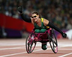 Little up for an encore | London 2012 - Official Australian Paralympic Team Website
