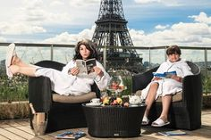 Caitlin Moran: My luxury trip to Paris | The Times