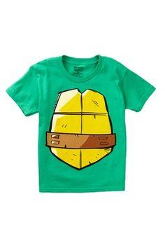 Teenage Mutant Ninja Turtles Costume Tee, me Lele will love this!!