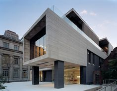 Architects: KPMB Architects Location: Toronto, Canada Client: Gardiner Museum Project Team: Bruce Kuwabara (design principal), Shirley Blumberg