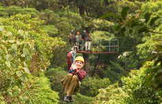 Canopy San Luis: ¡Una Verde Aventura! - Agencia Destinos Viajes