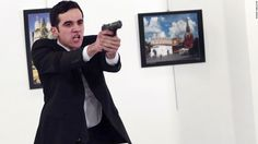 awesome Ex-US diplomat: Russian ambassador killing could 'escalate'