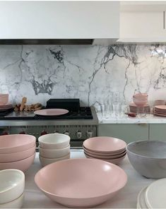 Habitually Chic® » Mandy Moore's Mid-Century Modern Manse - Year and Day bowls and plateshttps://yearandday.com/products