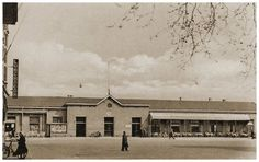 Breda, Station.