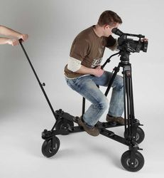 Camera Dolly ( Photo & video tips http://photo-video-tips.weebly.com/camera-dolly.html ) - one camera dolly for all your needs!
