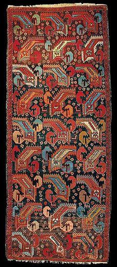Iran Azerbaijan rug, Karabagh