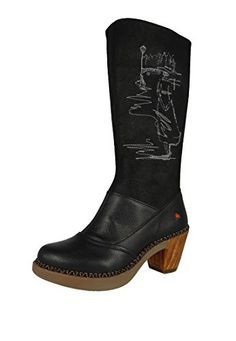 #Art Damen Stiefel   Die ART #Schuhe für #Damen sind je nach Modell bereits ab Größe 36 und bis zu Schuhgröße 46 erhältlich und daher ideal für #Frauen, deren Schuhgröße von der Norm abweicht.