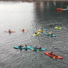 #kayak #kayaking #time #peninsulafa #footballAcademy by peninsula_fa