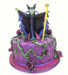 Pin Disney Villain Castle Cake — Birthday Cakes Cake on Pinterest