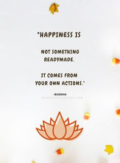 Everyone defines happiness differently because any thing give us happiness or not depending on the way we look at it. This article at NandyzSoulshine.com will share with you, wisdom, inspiration,
