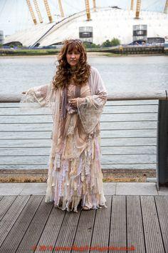 Gypsy Love Esmeralda Skirt - worn by Poppy made by Rags For Gypsies