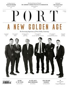 Port 10 cover, 600 px in Editorial