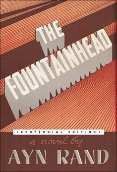 The Fountainhead by Ayn Rand. Nothing like some lite reading...