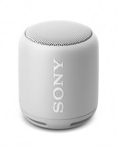Sony Compact Portable Wireless Speaker with Extra Bass - Grey * Bring dance music to life with EXTRA BASS - get things going with EXTRA BASS; a passive Sony Speakers, Wireless Speaker System, Home Audio Speakers, Waterproof Bluetooth Speaker, Portable Speakers, Sony Design, Speaker Design, Audio Design, Bass Headphones