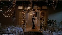 "I have always loved the look and feel of the lighting used in the movie, ""Father of the Bride."""