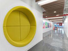 Nickelodeon Headquarters - Phase 1 - New York City - Office Snapshots