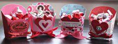 Valentine Fry Boxes