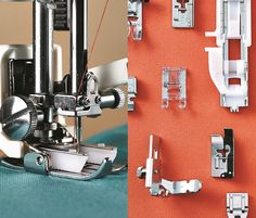SWALLOW patterns: Sewing Machine Presser Foot Guide- for beginners. Did you know?