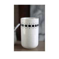 Latte Becher aus Porzellan von Casalinga aus Dänemark!