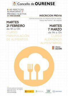 O Concello imparte cursos de manipulación e de alérxenos no seu programa de boas prácticas alimenticias – Ourense