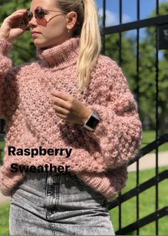 Thick Sweaters, Wool Sweaters, Wordpress, Cool Outfits, Turtle Neck, Pullover, Knitting, Model, Pattern