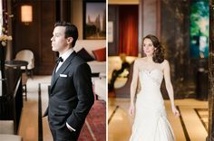 A Winter Wedding at Essex House, New York City Wedding Photography