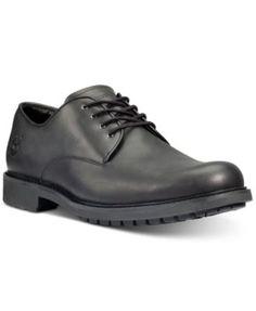 TIMBERLAND Timberland Men's Stormbuck Plain Toe Waterproof Derby. # timberland #shoes #