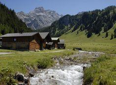 Nenzinger Himmel Vorarlberg, Austria