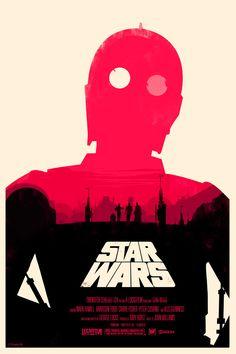 Aleix Gordo Hostau - Ilustración, diseño, pintura, graffiti, cómic...: Posters Star Wars vectorizados