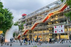 Arquitetura Contemporânea em Paris