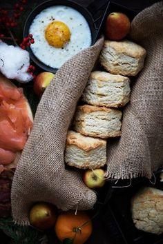 Holiday Buttermilk Biscuit Spread