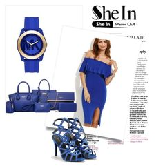 """""""Shein #2/2"""" by s-o-polyvore ❤ liked on Polyvore featuring Michael Kors"""