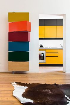 Giralot in its wonderfully color version.  #design #furniture #giralot #designlovers #love #colors #colorful #red #yellow #green #blue #orange #happy #happiness