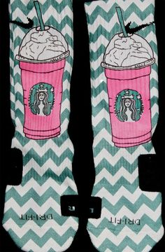 Starbucks Second Edition Inspired 2015 by SickestSockCreations
