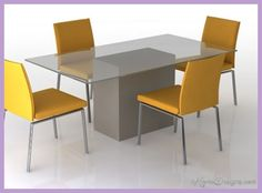 nice DINING TABLE DESIGN STANDARDS