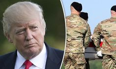 Trump deploys US troops along Syria border with Turkey to DETER ISIS | World | News | Express.co.uk