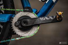Bike Check: Comparing Trek Factory Racing's Supercaliber Setups - Pinkbike Trek, Racing, Running, Auto Racing