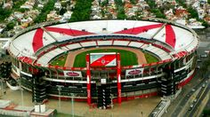 Estadio Monumental Antonio Vespucio Liberti in capacity-home of the most successful team in Argentina-River Plate Soccer Stadium, Football Stadiums, Mexican Soccer League, Witch School, Train Platform, Get Educated, Football Wallpaper, Outdoor Classroom, Thankful
