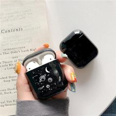 Compatible with Apple AirPods 1 and Apple AirPods 2 Women's trends fashion accessory iPhone cases. Spring summer fall winter fashion look. Vintage Chic, Retro Vintage, Cute Ipod Cases, Iphone Cases, Accessoires Iphone, Earphone Case, Airpod Case, Iphone Accessories, Apple Watch