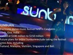 Event industry  in India
