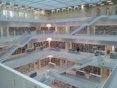 Stuttgart City LIbrary (Saksa) - arvostelut - TripAdvisor