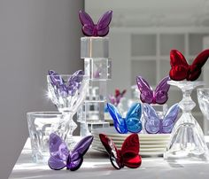 PAPILLON LUCKY BUTTERFLY, PURPLE, original
