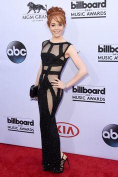 Lo blanco y lo negro de la alfombra en los Billboard Awards 2015 - Univision Entretenimiento